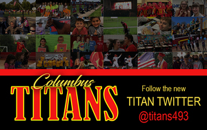 Follow the new Titan Twitter!
