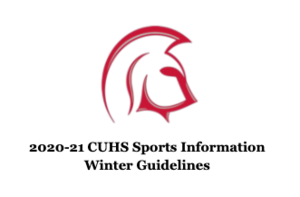 20-21 CUHS Sports Winter Guidelines